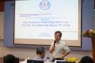 Khởi động chuỗi Hội thảo đánh giá cấp CSGD năm 2018 - Hội thảo số 1: Nhóm tiêu chuẩn về chiến lược (Tiêu chuẩn 1 - 8)