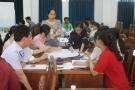 Trung tâm Kiểm định chất lượng giáo dục, ĐHQG-HCM tổ chức Hội thảo tập huấn