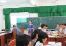 Bồi dưỡng nâng cao năng lực đội ngũ đánh giá chất lượng giáo dục tại Tiền Giang