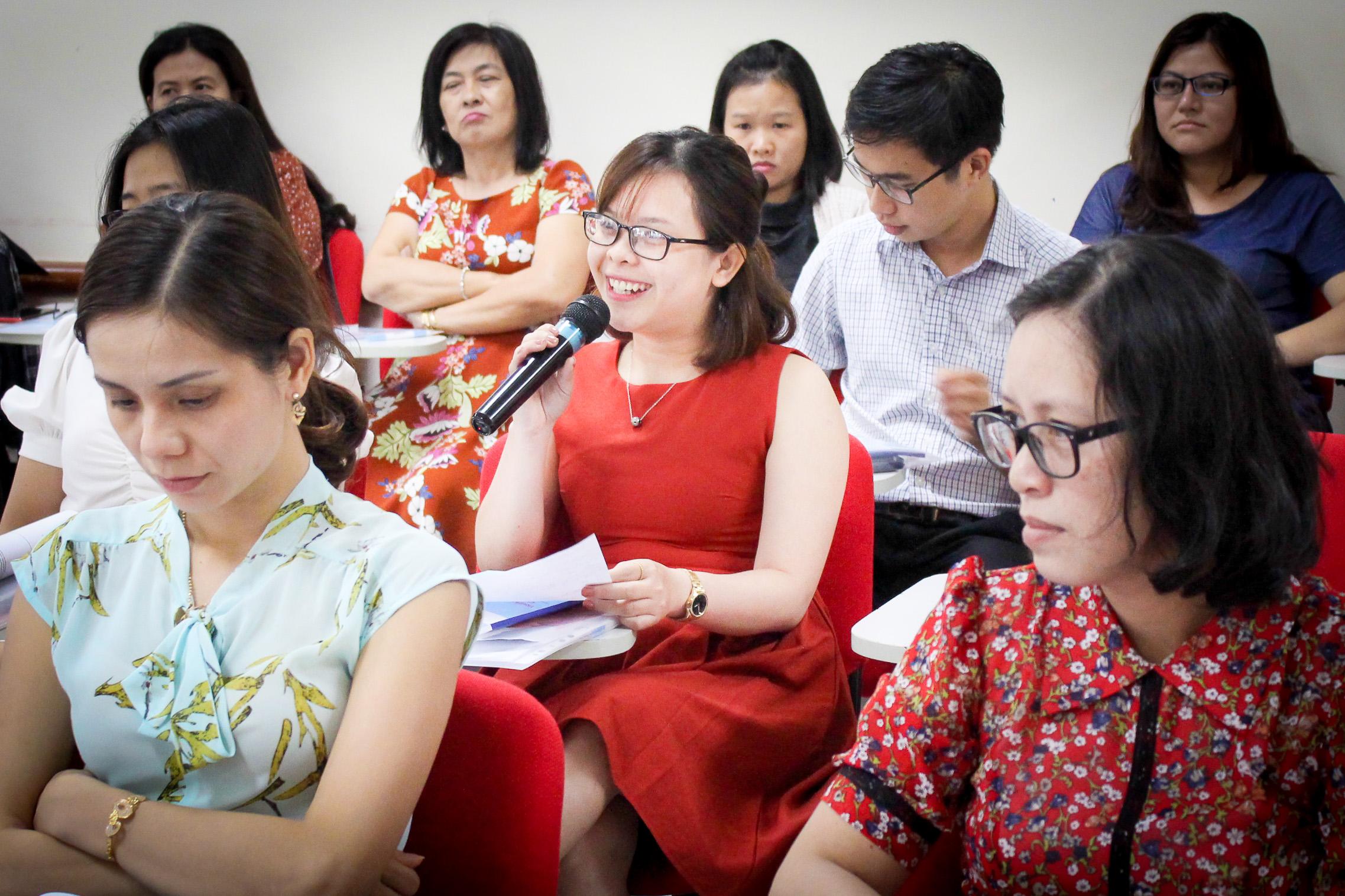 Hội thảo đánh giá chương trình đào tạo
